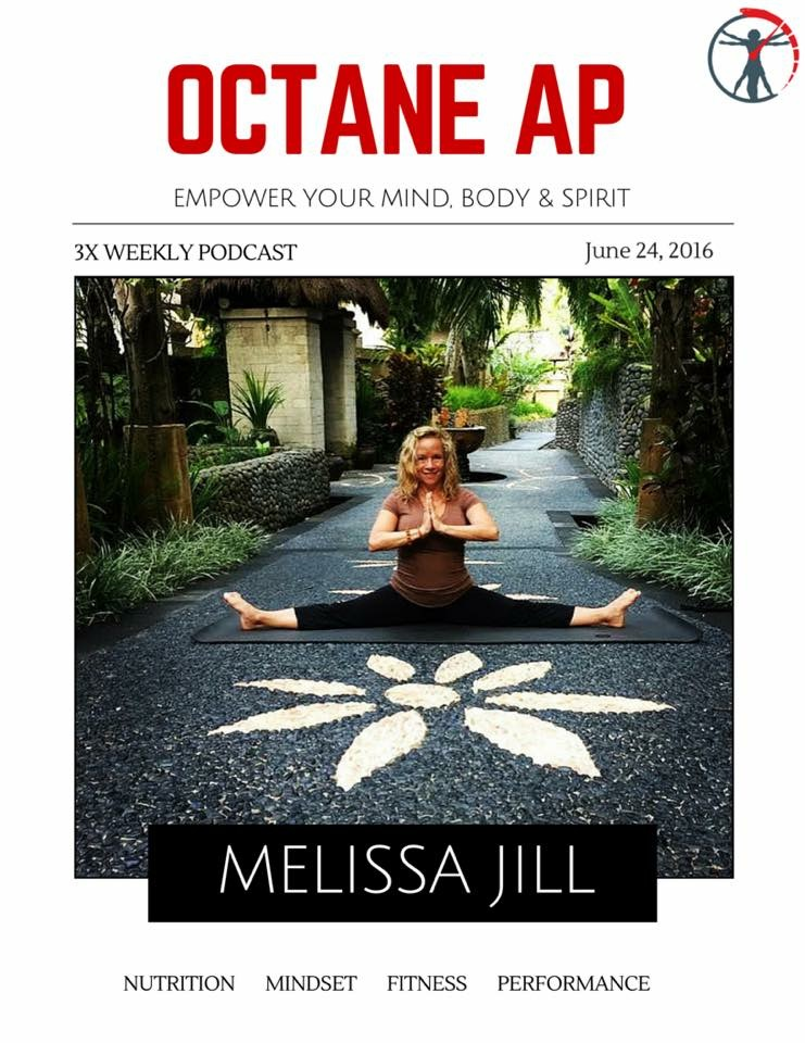 Yoga to Empower Your Mind, Body and Spirit with Melissa Jill